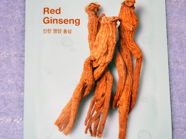 Pure Source cell sheet mask - Red Ginseng