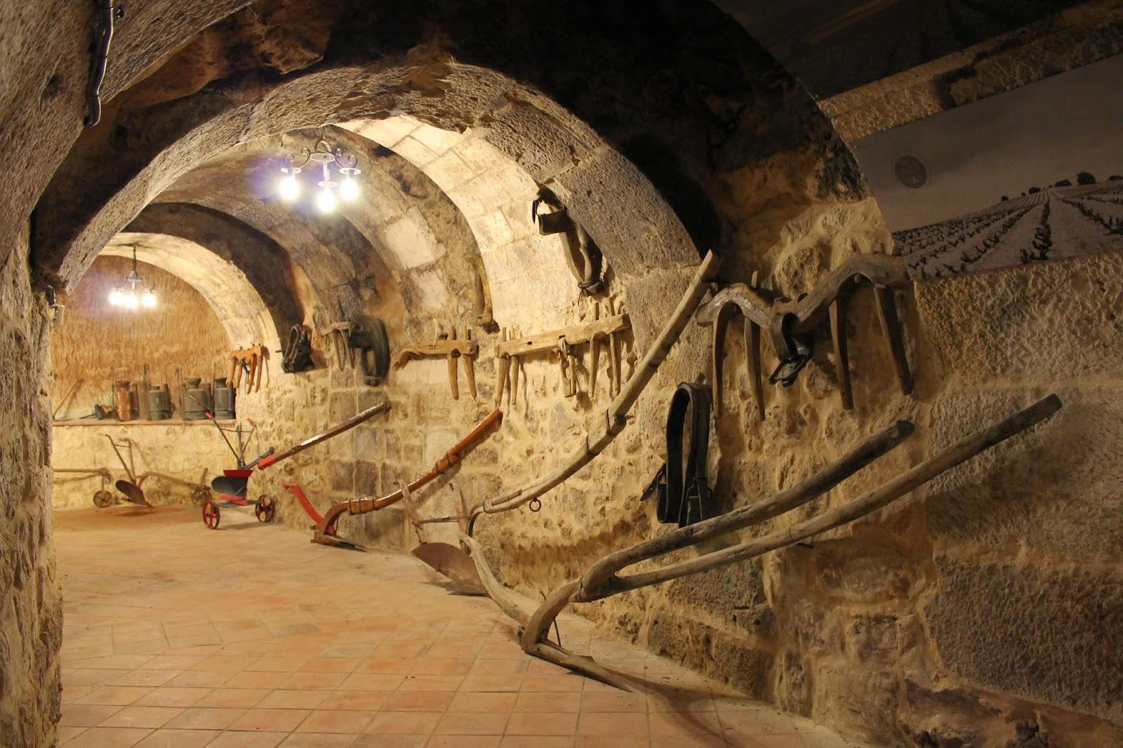 Museo del vino ribera del duero for Horario oficinas caja duero