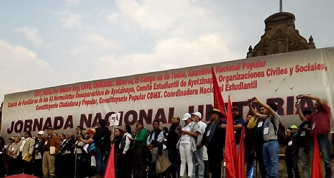 RED de Izquierda Revolucionaria-MLN