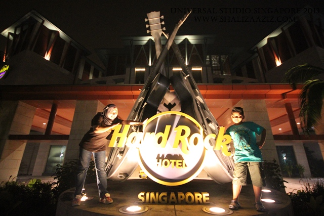 Universal Studio Singapore, USS, Singapore, Holiday In Singapore, Adventure Water Cove, S.E.A Aquarium, Hard Rock Hotel Singapore, Shaliza Aziz,
