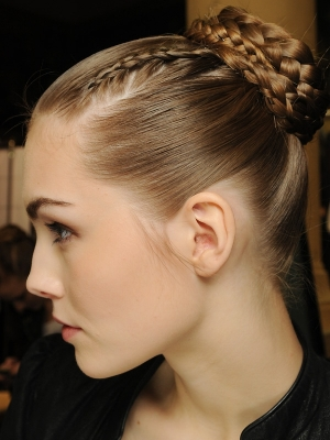 Braid Updo Hair Styles