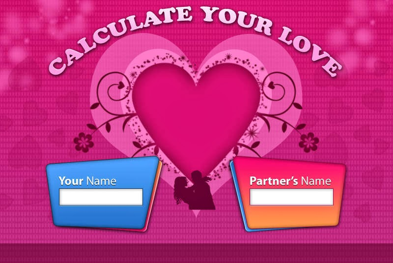 Online Love Meter Game for Love Percentage