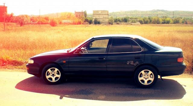 1994 Toyota Camry XV10 CSI Review