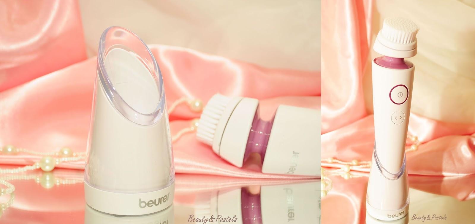 elektrische-Gesichtbürste