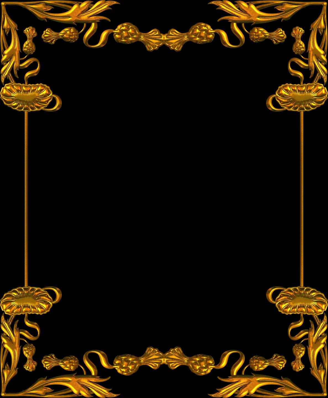 Gifs y fondos paz enla tormenta marcos para fotos dorados - Marcos dorados para cuadros ...