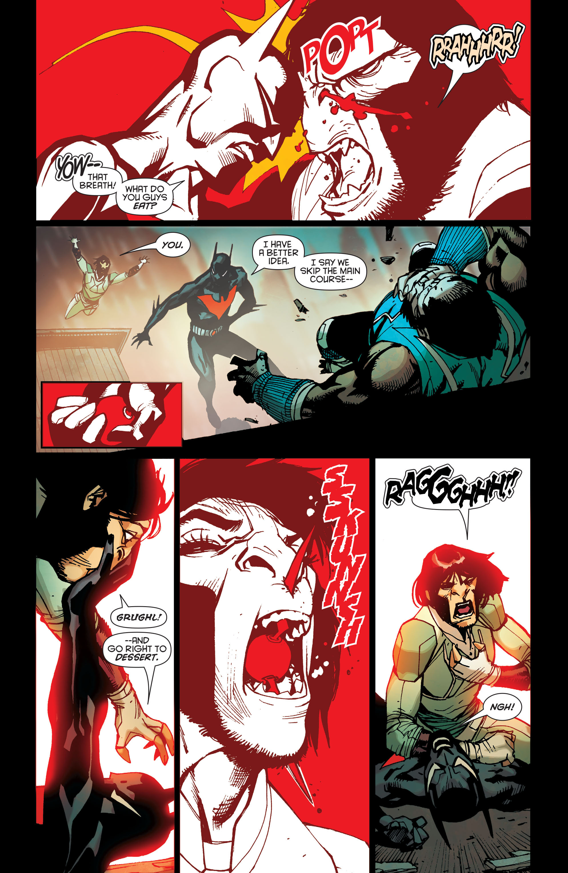 Batman Beyond (2015) Issue #9 #9 - English 16