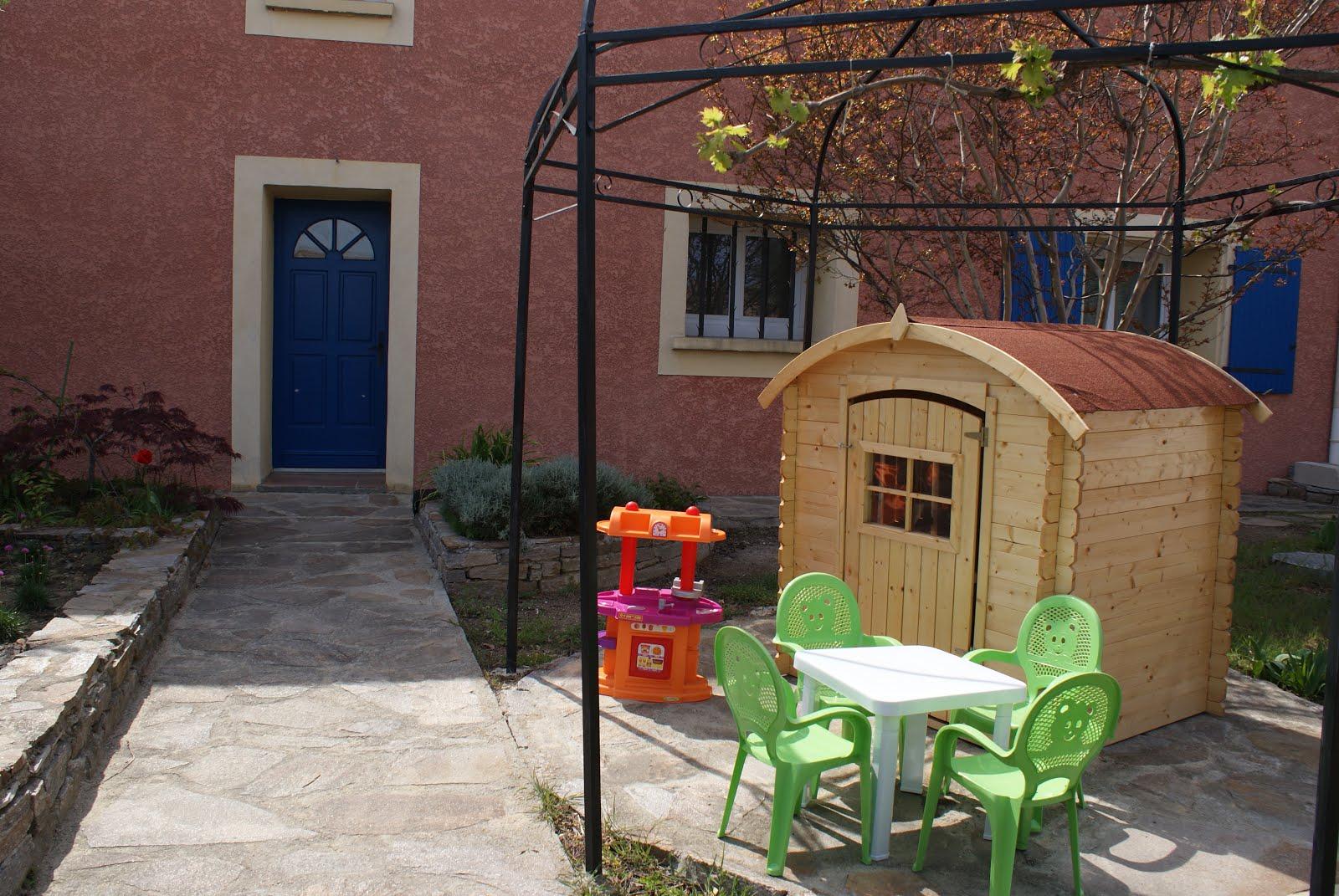 Villa olivier - Un espace pour les enfants (nouveauté 2019)