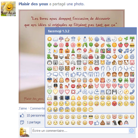 comment avoir emoticones iphone 5
