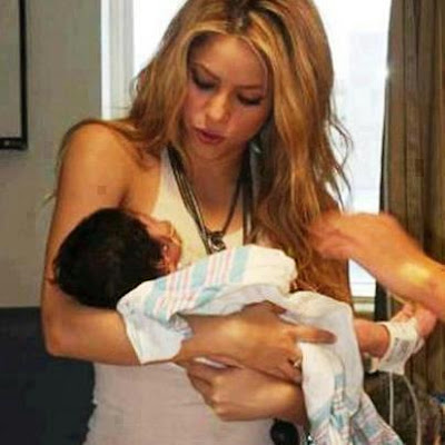 Shakira's baby pregnant