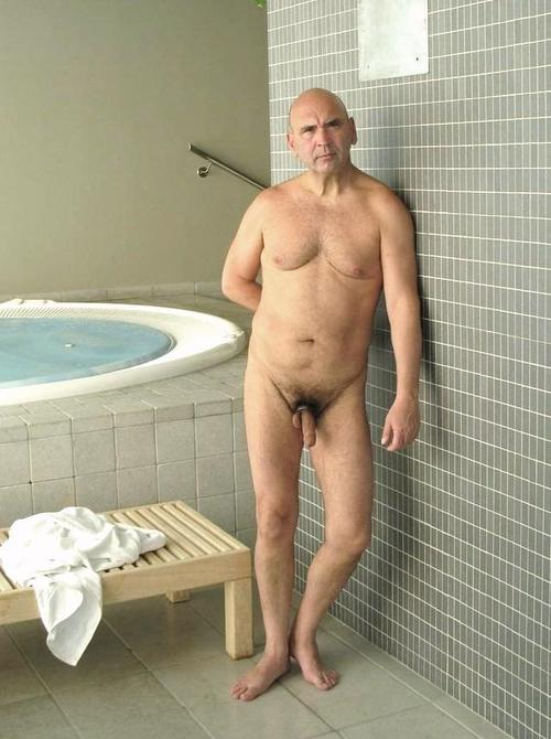 Older Naked Guys