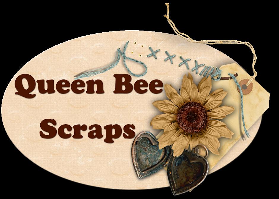 Queen Bee Scraps