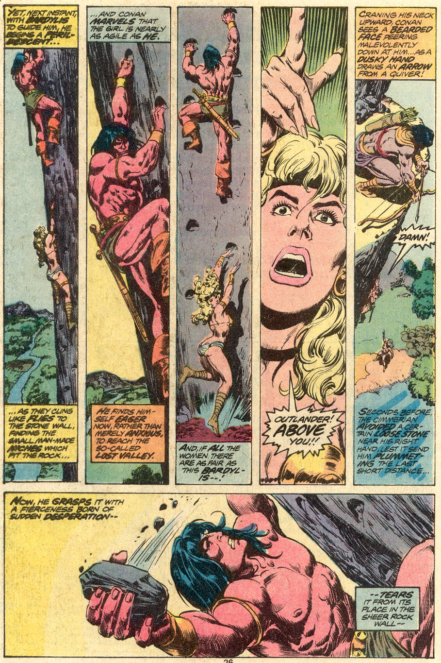 Conan the Barbarian (1970) Issue #79 #91 - English 15
