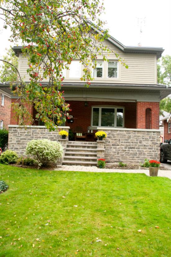 house exterior renos