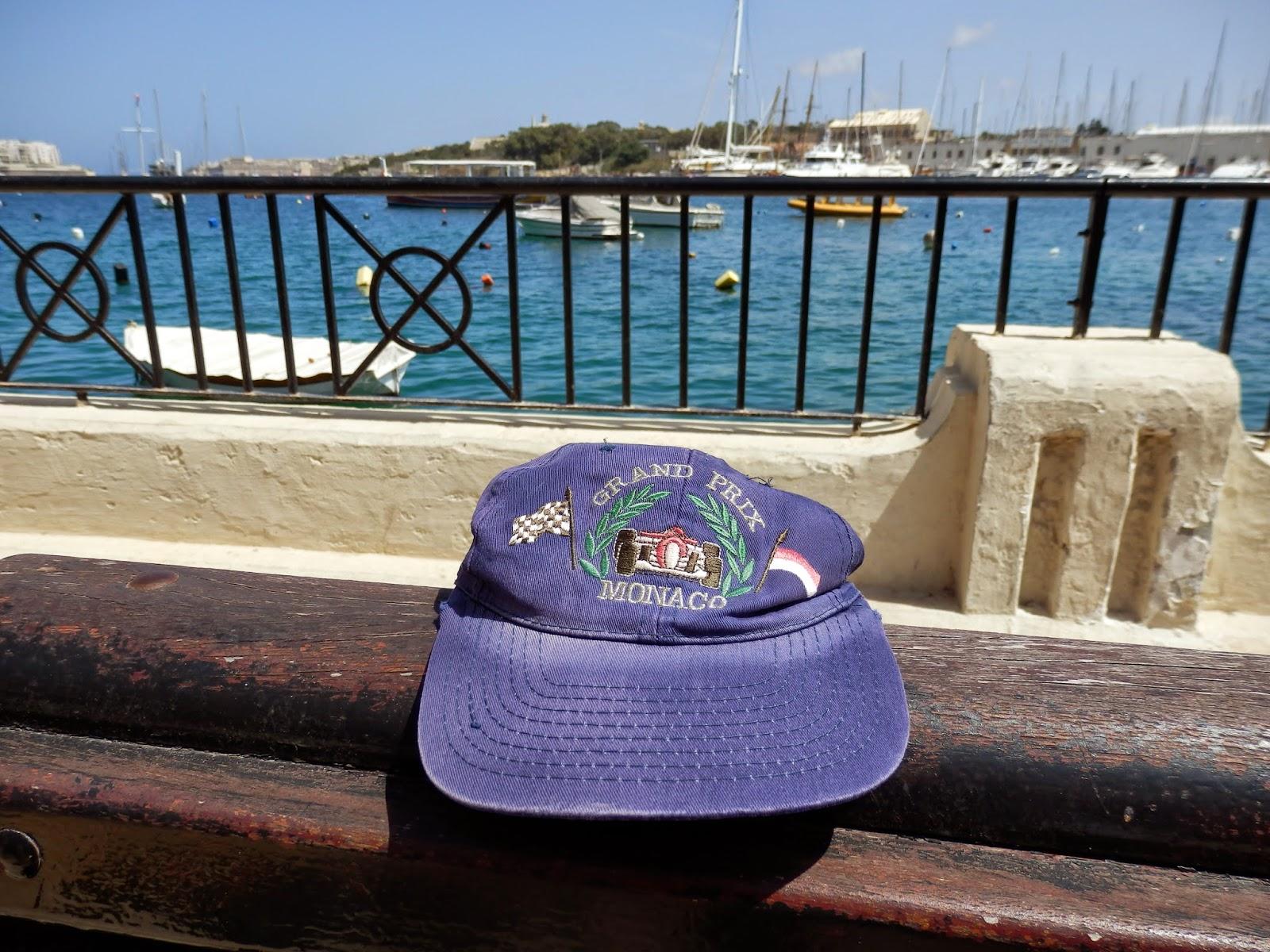 Grand Prix Monaco hat