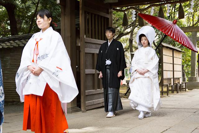 赤坂氷川神社での結婚式|準備編14|結婚式カメラマン斉藤幸城