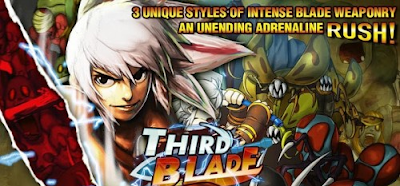 [Android] Third Blade apk 1.1.2 Mod (Free Shopping)