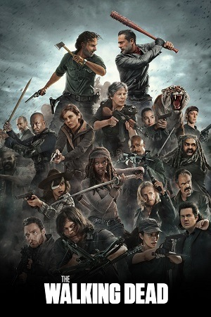 The Walking Dead - 8ª Temporada Completa Séries Torrent Download capa