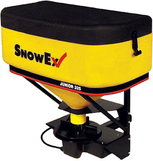 snowex tailgate spreader parts