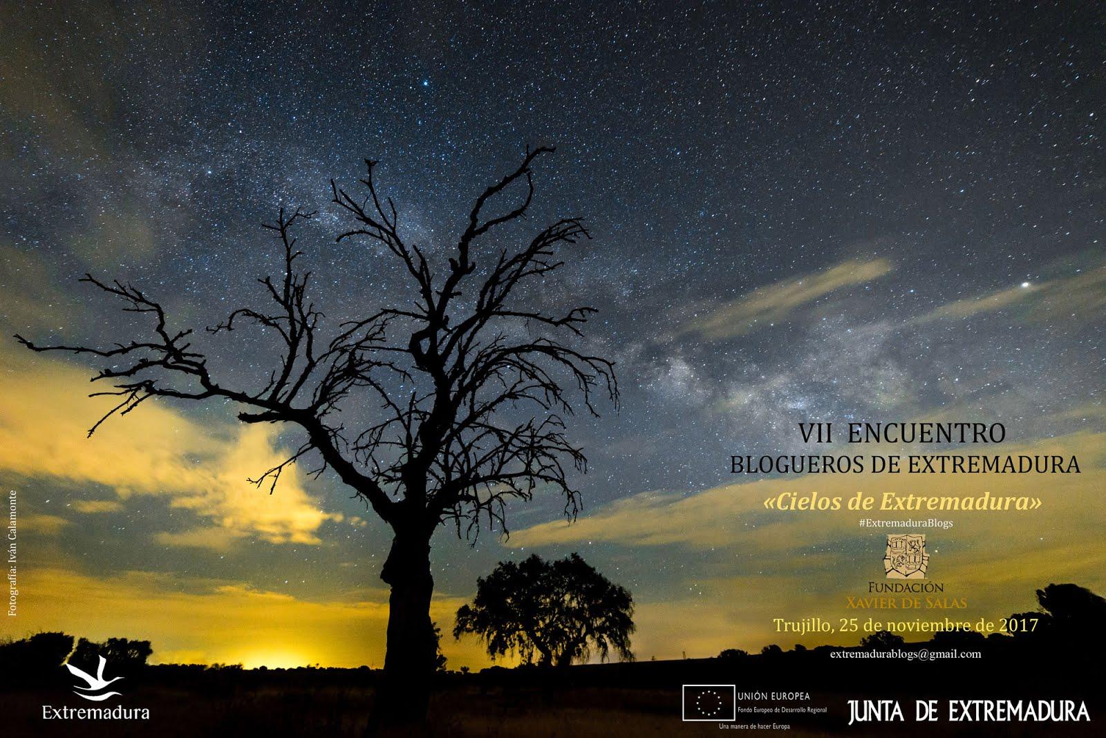 VII Encuentro de Blogueros de Extremadura