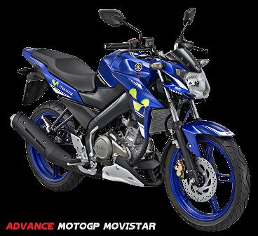 Yamaha Vixion terbaru motogp movistar