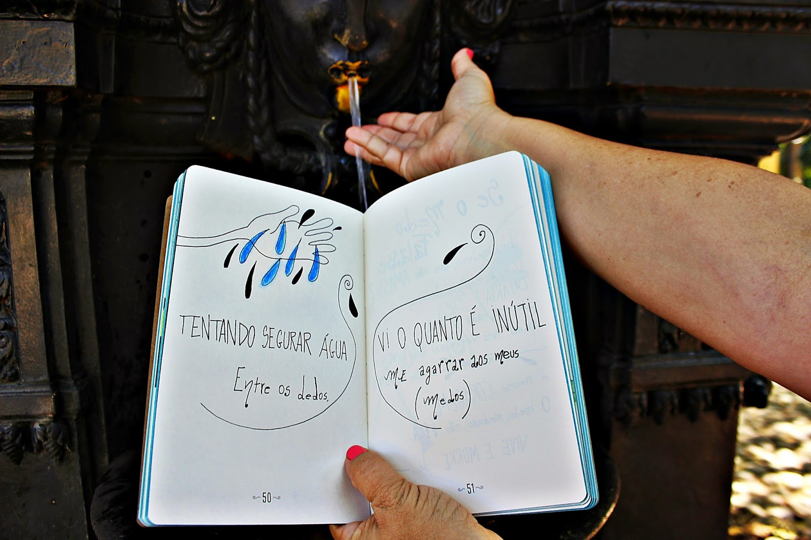 Livro Pó de Lua