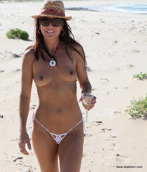 Bikini g ella ella tanga