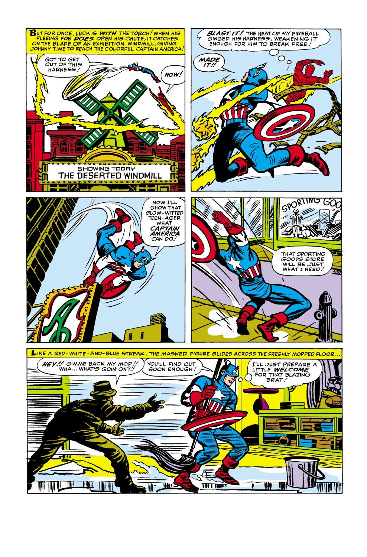 Captain America (1968) Issue #216 #130 - English 16