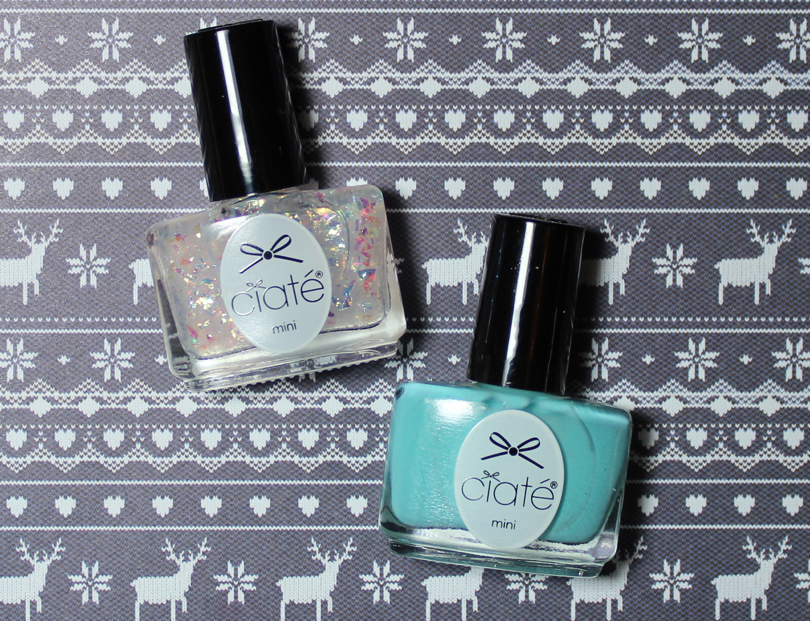 ciate advent day 6 and 7