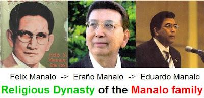 Religious Dynasty Usas mga Punoan sa Iglesia ni Cristo, Mibulag human Maila kon unsa kini!