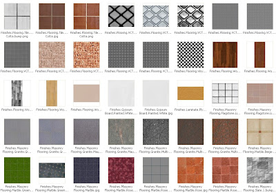 carpeta Autodesk shared materials 2011