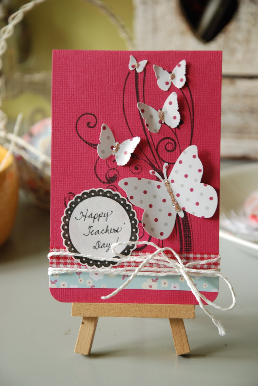 Scrappingcrazy Teachers Day Cards