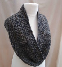 Lichen and Moss Cowl