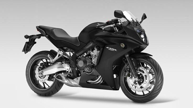 Honda CBR 650F Black Motorcycles Wallpapers