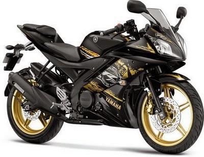 Spesifikasi Yamaha YZF-R15