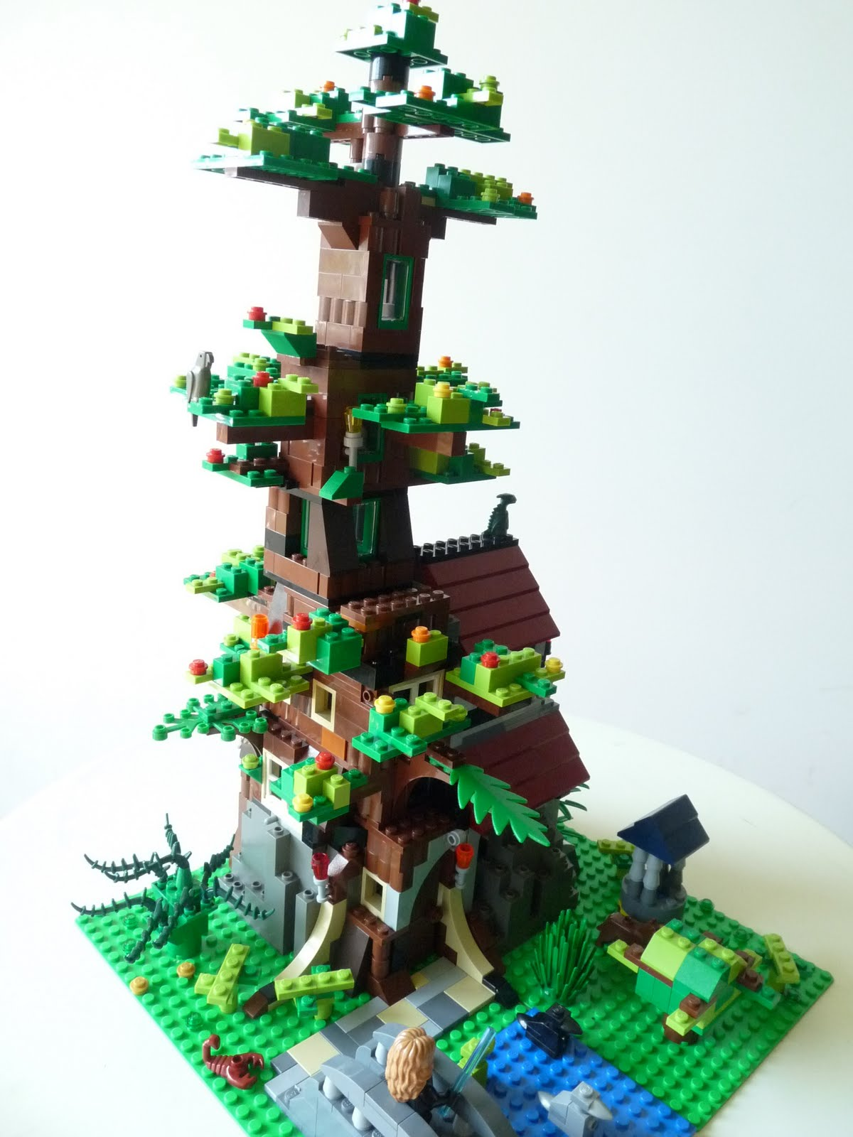 LEGO Adventure Time Tree House