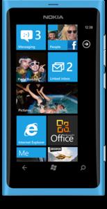 Nokia Lumia 800 with Windows Phone 7.5 Mango and HSDPA Cat10 14.4 Mbps Data transmission speeds