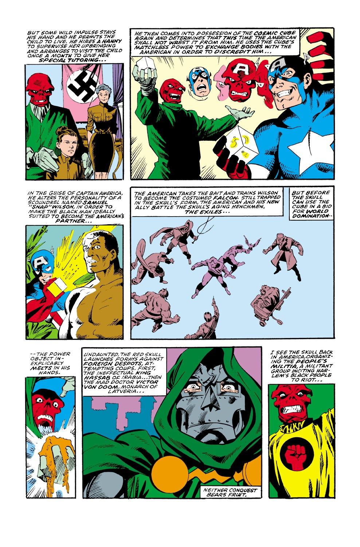Captain America (1968) Issue #350 #282 - English 50