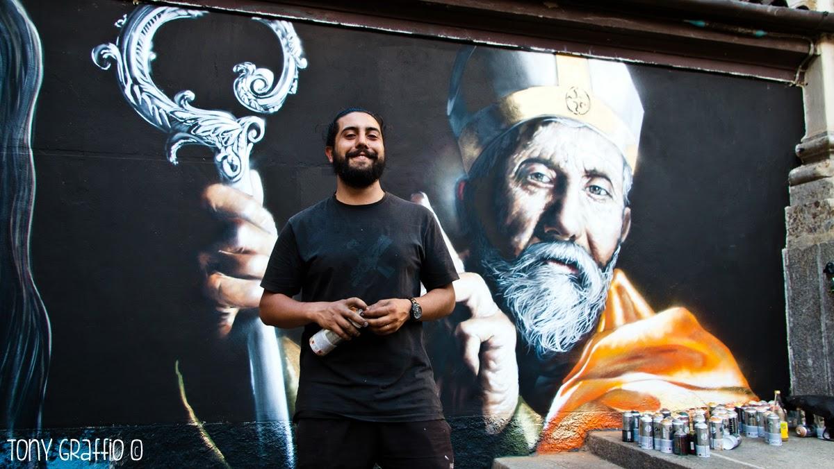 I frammenti di cultura di tony graffio la storia di for Circus studio milano