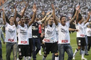Corinthians se convirtió en el campeón del brasileirao 2011