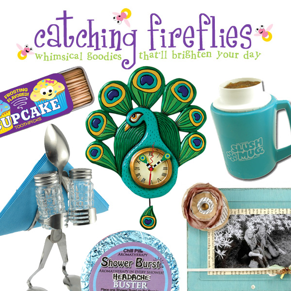 Sponsor Spotlight + Giveaway: Catching Fireflies