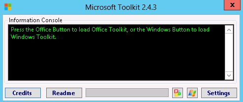 Download Microsoft Toolkit Stable 2.4.3