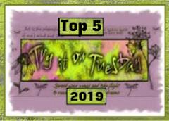 Top 5 winners 2019