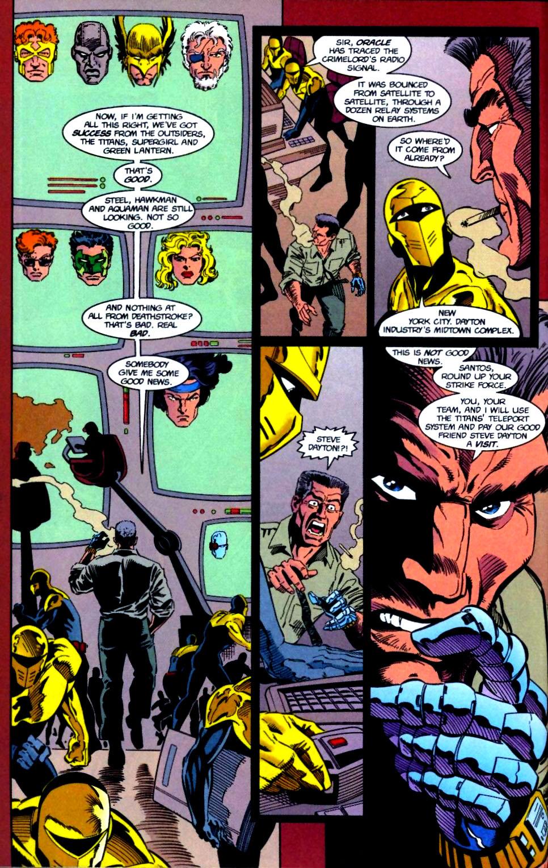 Deathstroke (1991) Issue #50 #55 - English 21