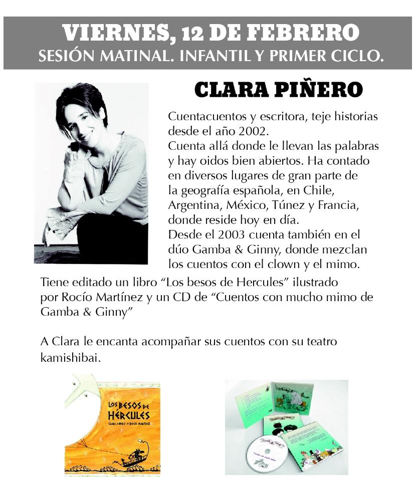 Clara Piñeiro