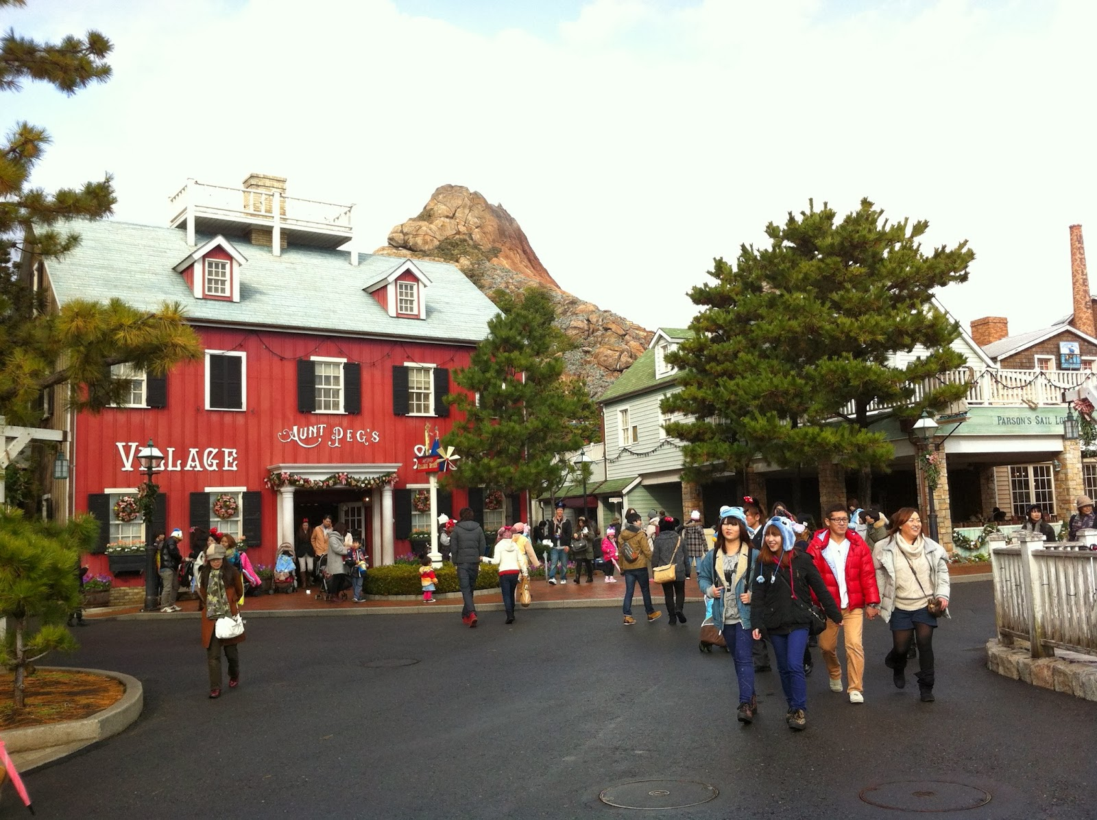 Disney Sea Village