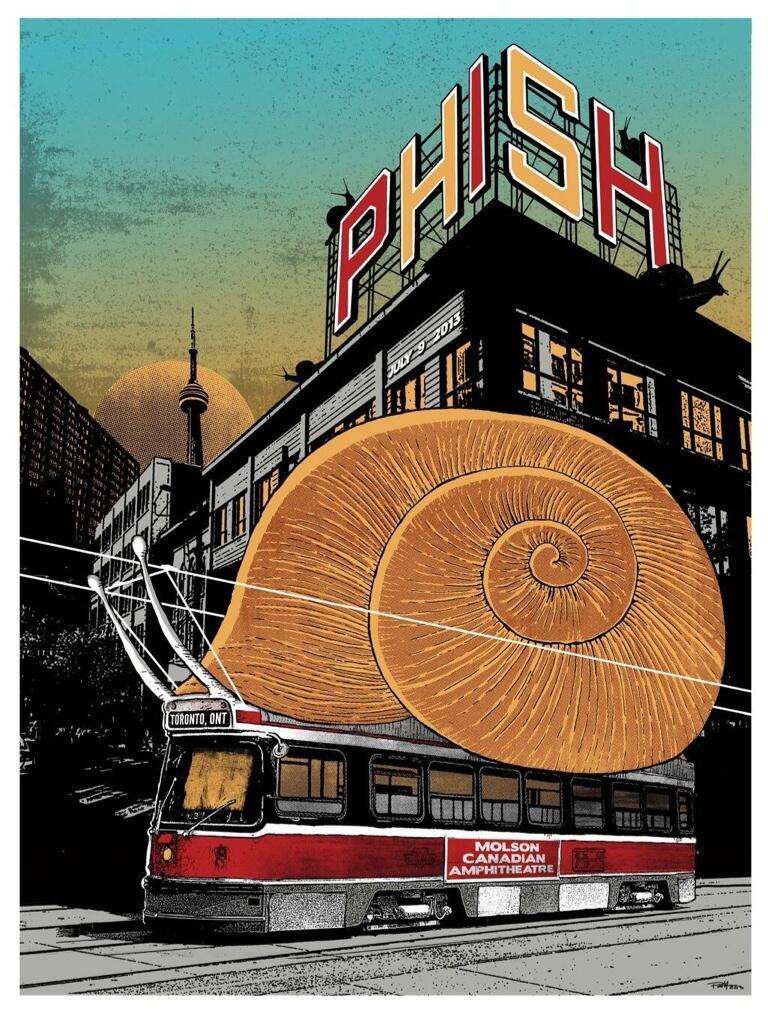 The coloring book tour setlist - Phish Setlist 7 22 13 Toronto Canada