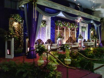 paket rias pengantin, dekorasi pelaminan & tenda vip