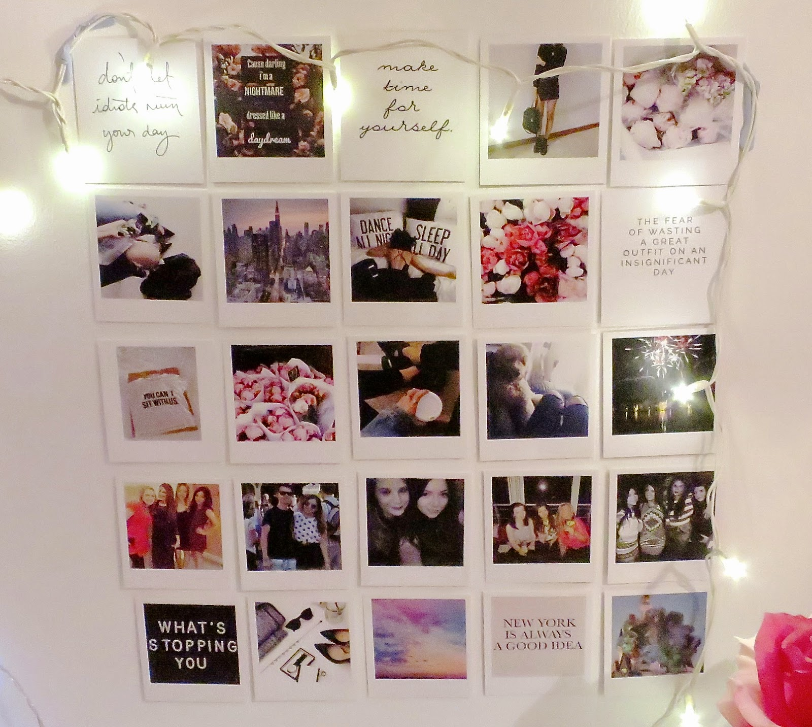 My tumblr wall dizzybrunette for Wall pictures
