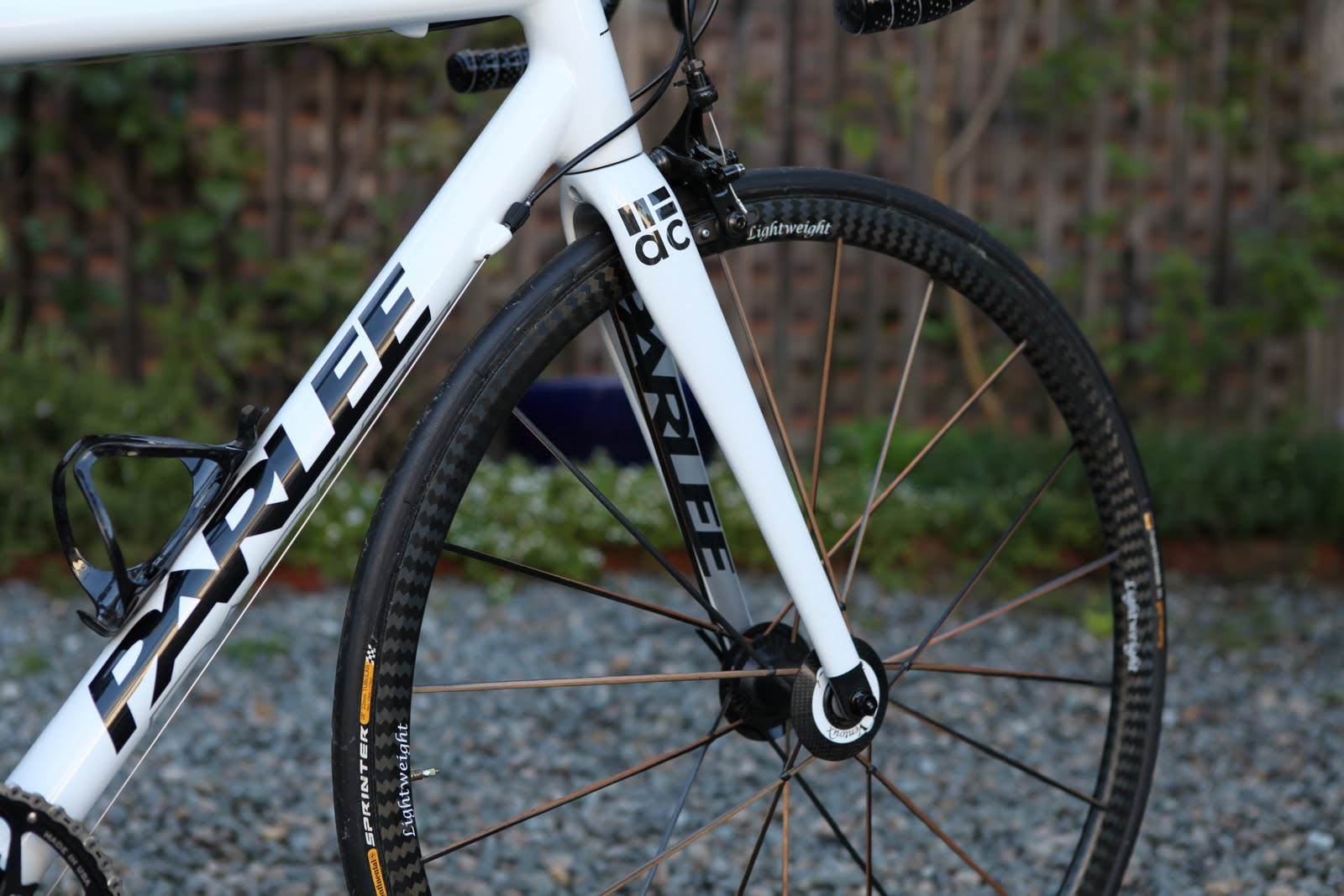 Parlee Z5 Custom Road bike