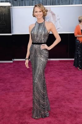 stacy keibler 2013 Academy Awards